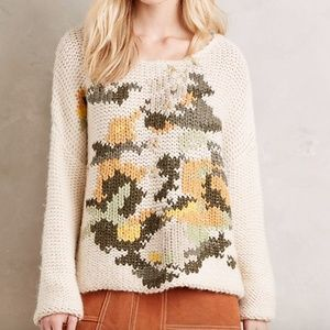 Anthropologie Mes Demoiselles Apennine Sweater